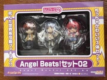 ねんどろいどぷちAngel Beats!セット02