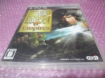 堀PS3 真・三国無双6Empires