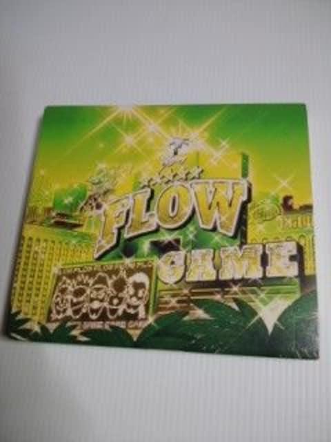 〒送料込み限定盤CD+DVD FLOWアルバム GAME  < タレントグッズの