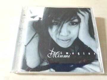 MINMI CD「imagine」女性レゲエ/R&Bシンガー●