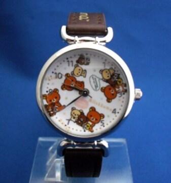 リラックマ腕時計BW−rilakkumaリストウォッチ