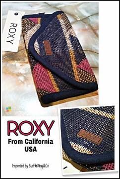 ROXY最新ウォレット長財布★本物USA直輸入モデル!限定SALE!