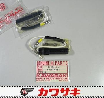 カワサキ F11 フューズ Assy 1個 絶版新品