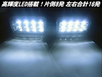 スズキ/JB23Wジムニー用LEDバックランプ/白/左右/クリアレンズ