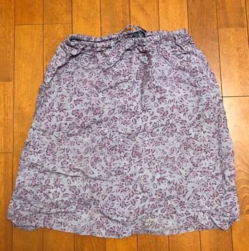 GAPギャップ☆花柄スカート